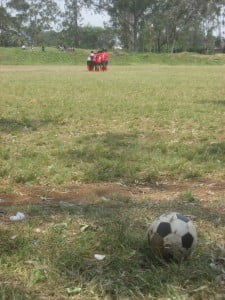 The Soccer in KGSA