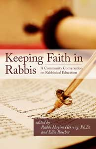 Keeping Faith in Rabbis