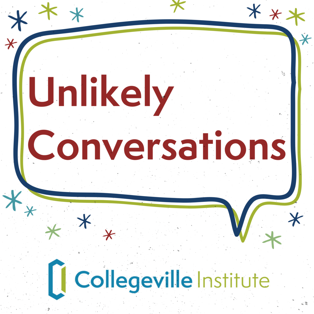 Unlikely Conversations Logo