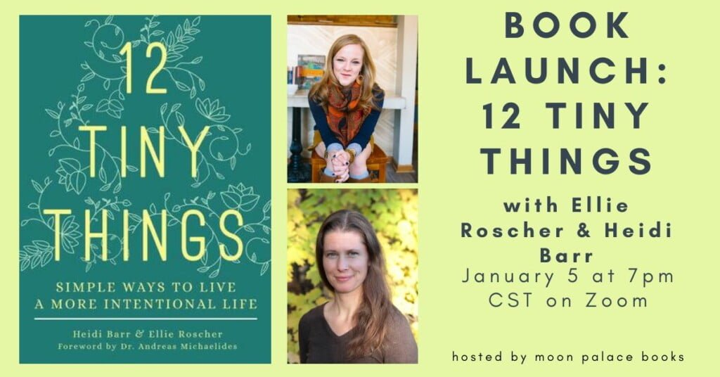 Book Launch: 12 Tiny Things